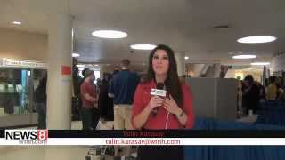 MyTV9 Star, Tulin, Reports at The New Haven Magnet Fair
