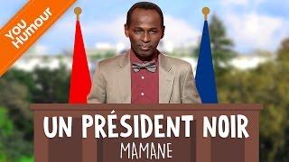 MAMANE - Un président noir streaming