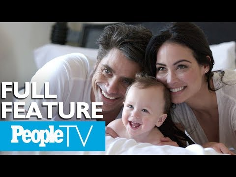 John Stamos Kelly Ripa Savannah Guthrie & More Open Up About Family  Beautiful Issue  PeopleTV