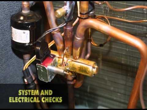 Hvac Heat Pump Failed Reversing Valve And Compressor Doovi