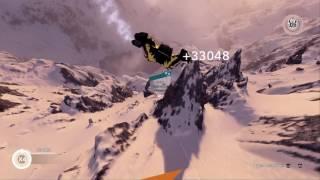Steep Beta lnsane Proximity Flight Through Cave