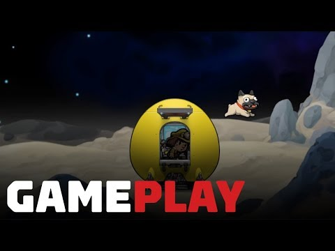 5 Minutes of Spelunky 2 Offscreen Gameplay