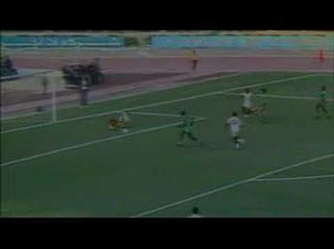 1982 - Ghana - Libya - African Nations Cup Final