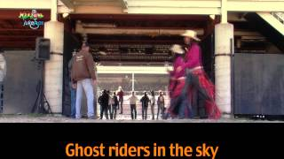 Ghost Riders in the Sky ''Johnny Cash''