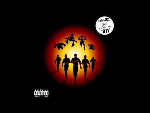 Gorillaz & D12 (Feat. Terry Hall) - 911 (CD-R Promo) 3 tracks