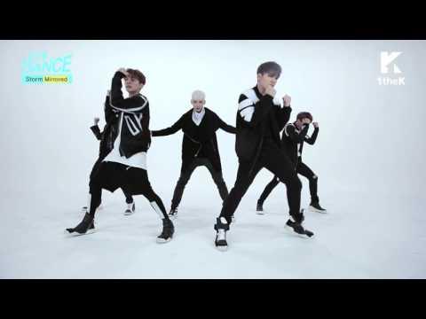 [Mirrored] M.A.P6(엠에이피식스)_Storm(스톰)_Choreography(거울모드 안무영상)_1theK Dance Cover Contest