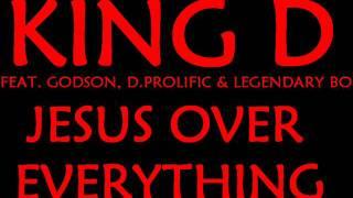 Osmann - Jesus Over Everything (Remix) (2011) (ft. Godson, D.Prolific & Leegend)