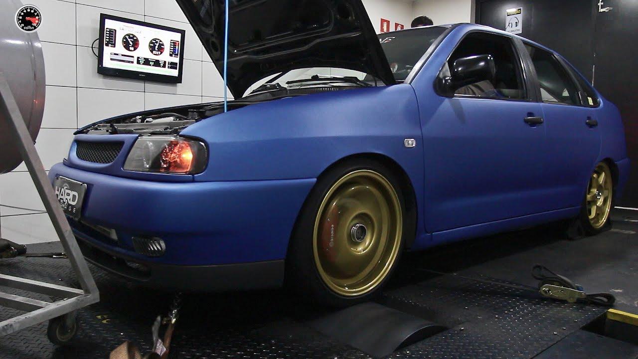 Volkswagen Polo Classic com 1.8 20V turbo encara o ...