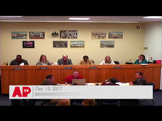 Asbury Park City Council Meeting Dec. 13, 2017