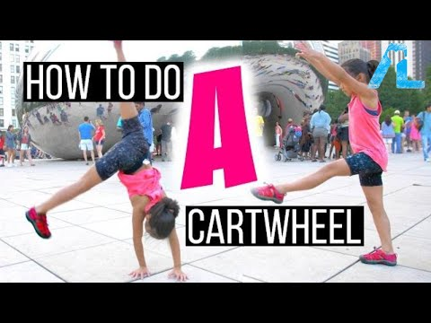 A Simple How To Do A Cartwheel Step By Step Tutorial