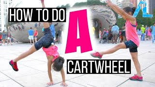 A Simple How T๐ Do A Cartwheel Step By Step Tutorial