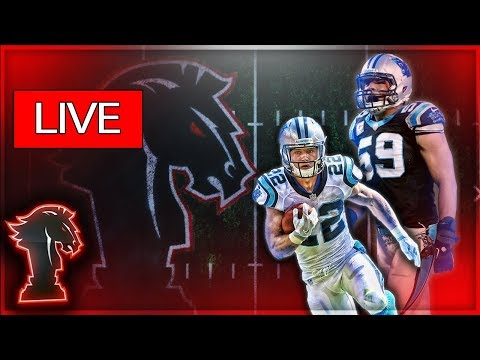 Relocation Franchise Live Stream -- #1 Team In The League! | Black Knights Franchise Ep. 9