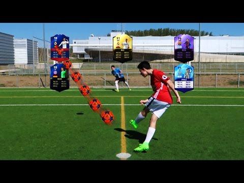 FUT DRAFT 99% IMPOSIBLE!!!! FOOTBALL vs FIFA 17