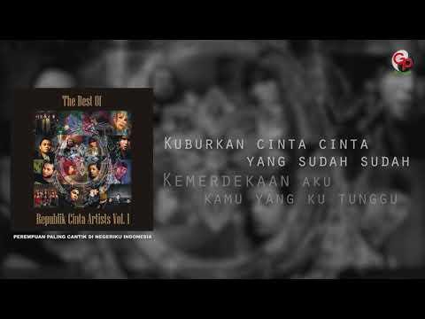 Dewa 19 - Perempuan Paling cantik di negeriku Indonesia (Official Lyric)