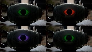 DX Ghost Driver Sounds Hack P3 -Kamen Rider Ghost Eyecon 仮面ライダーゴースト アイコン