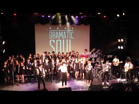 DRAMATIC SOUL with BE CHOIR