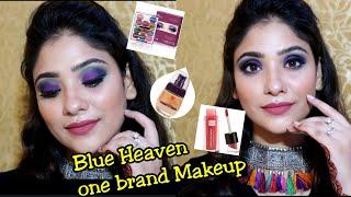 under 300 ||Blue Heaven One Brand Makeup tutorial  || shystyles