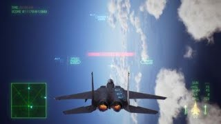 ACE COMBAT™ 7: SKIES UNKNOWN Mission 19: Whoever designed this mission......