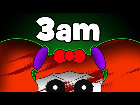 Minecraft Fnaf: Do Not Play Hide And Seek At 3 Am (Minecraft Roleplay)