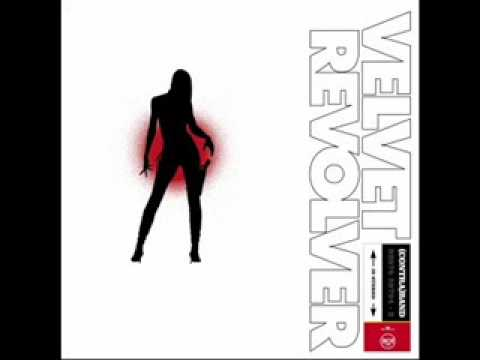 Velvet Revolver - Loving The Alien:歌詞+翻譯