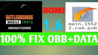 BGMI OBB HOW TΟ FIX BATTLE GROUND MOBILE INDIA ANDROID HOW TO TRANSFER OBB   Naini Studio  