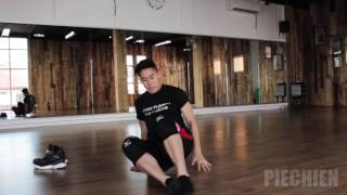 Bboy Tutorial I HOW TO FLARE I Different Way of Learning Flare I by EDEN ANG with BAHASA SUBTITLE