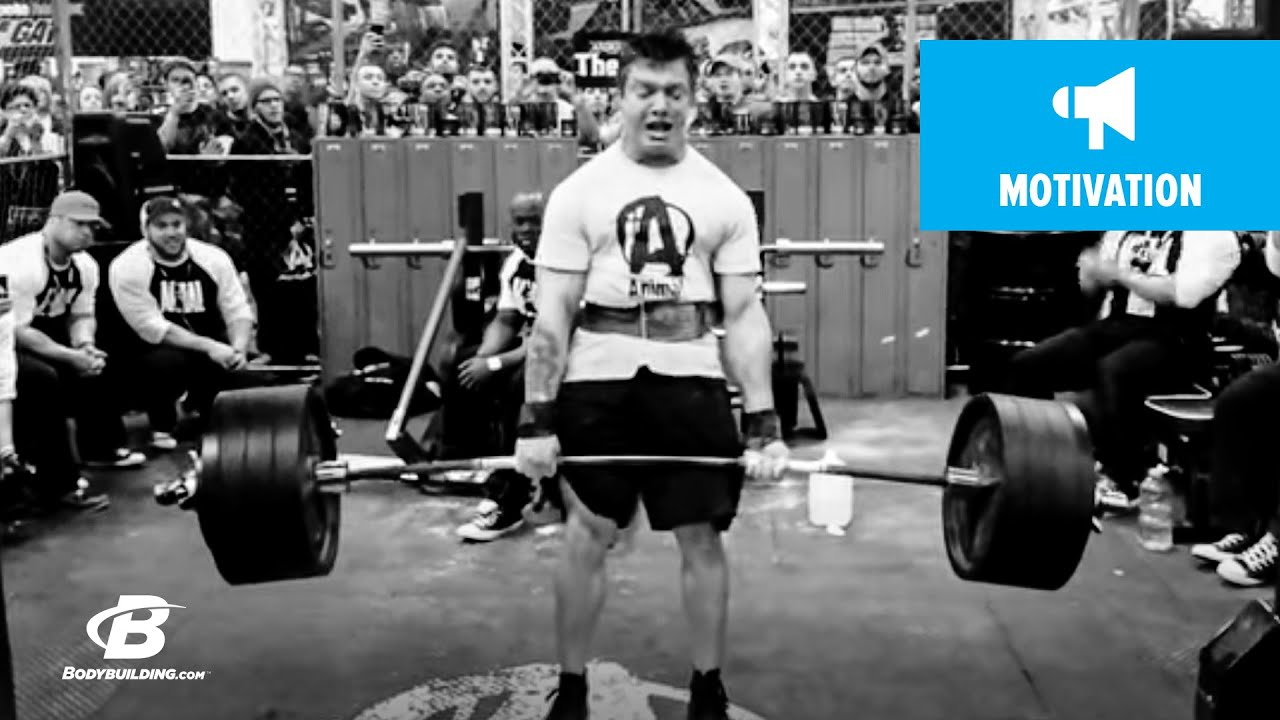 Jesse Norris | 800 Deadlift in the Animal Cage