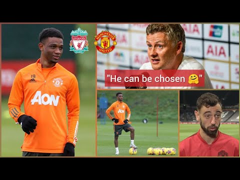 """Ole says Amad Diallo can be chosen to face Liverpool,Bruno Fernandes calls out Man United """"Yes Men"""""""