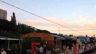 Приморский, Феодосия-2011, Часть1(, 2011-09-03T16:52:47.000Z)