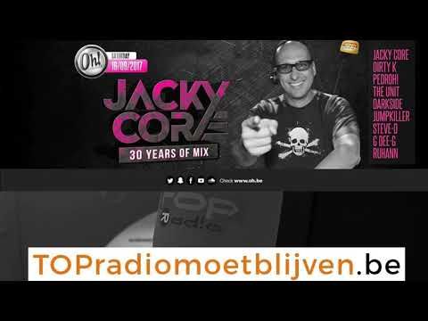 G_dee-G & Jumpkiller - Live At The Oh! Oostende 16-09-2017 'Jacky Core 30 years of mix'