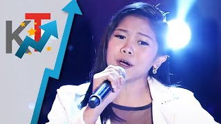 Airene Bautista performs Alone for The Voice Teens Philippines 2020 Knockout Round