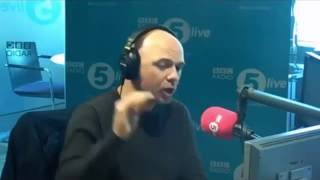 KARL PILKINGTON FIVE 5 LIVE INTERVIEW 2016 - VERY FUNNY!