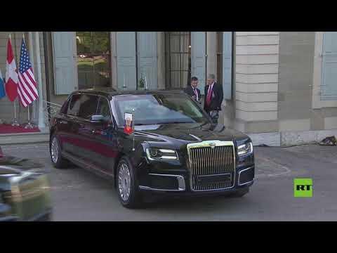 بوتين يغادر قصر لا غرانج بعد القمة مع بايدن  - نشر قبل 2 ساعة