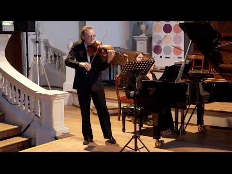 Gérard Caussé viola : Rebecca Clarke Sonata for viola and piano