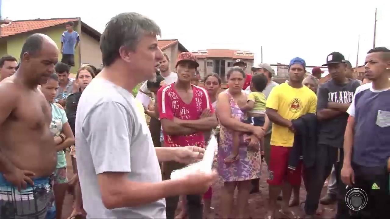 PF faz busca e apreensão na casa do Vereador Boca Aberta