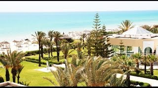Тунис отели.Hasdrubal Thalassa & Spa Yasmine Hammamet 5*.Обзор(, 2016-06-22T15:49:27.000Z)
