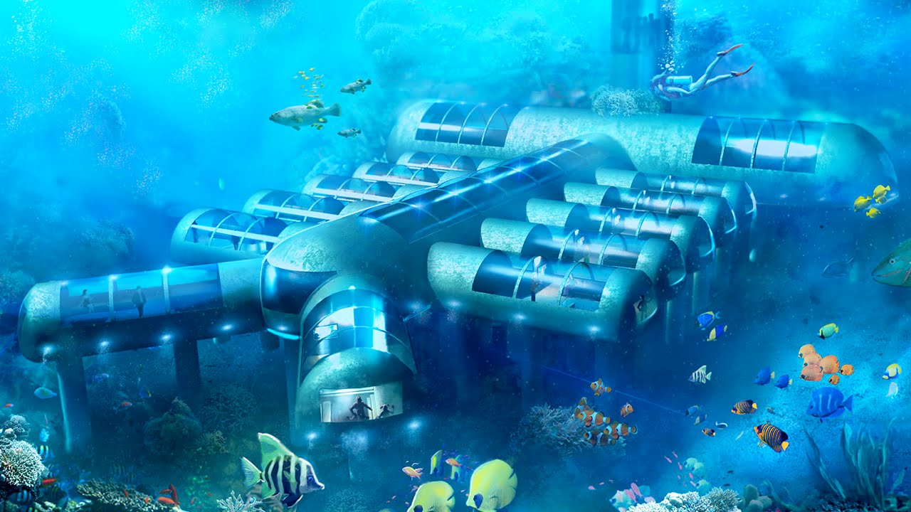 self sustaining underwater house! (subnautica #10) - youtube