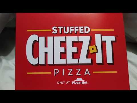 AM Tampa Bay - Pizza Hut Releases Stuffed Cheez-It Pizza And People Are Freaking Out
