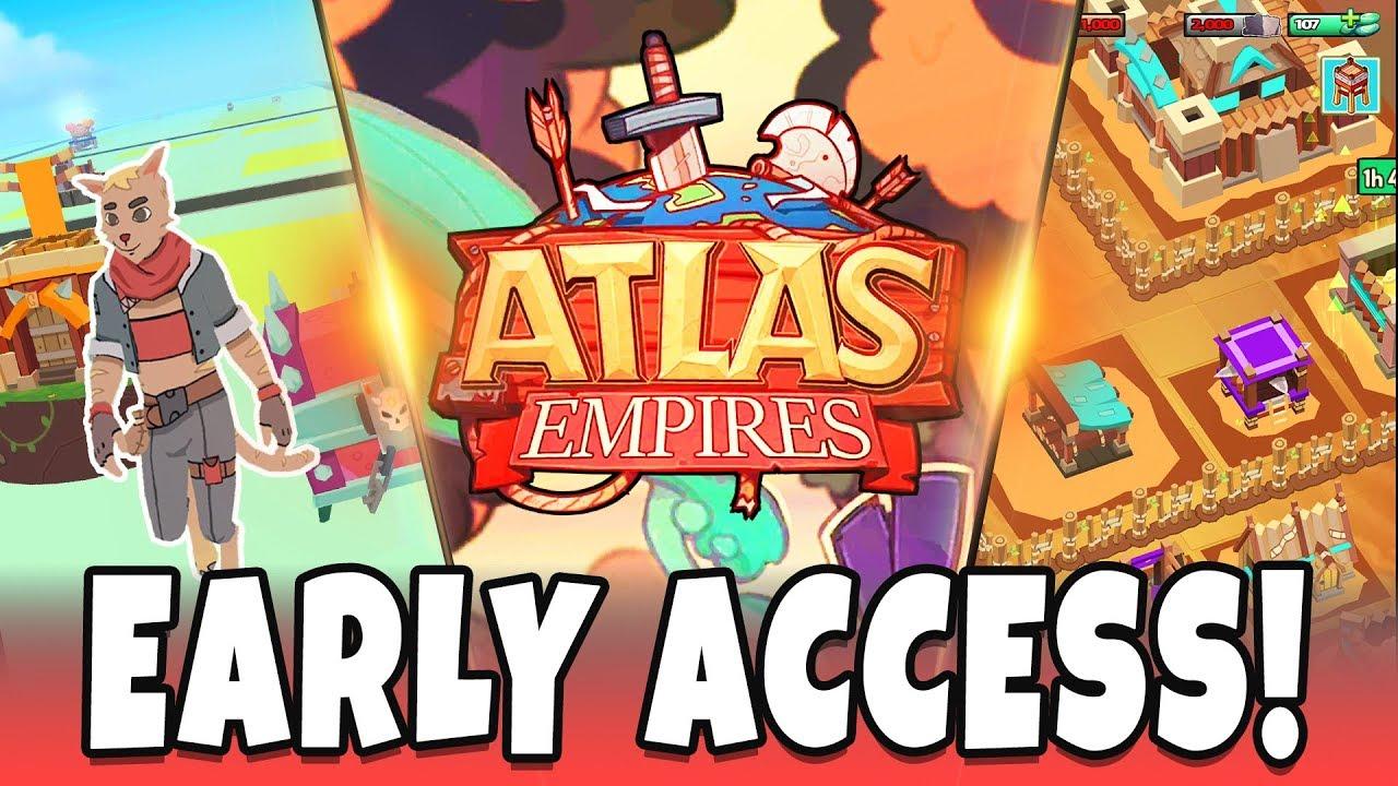 Atlas Of Empires