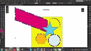 Урок 2   Основные инструменты Illustrator   Часть 1