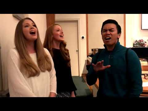 Tell The Mountain  Vince Singuillo + Courtney & Olivia Collingsworth The Collingsworth Family