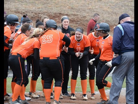 Maryville College Softball hosts Huntingdon College