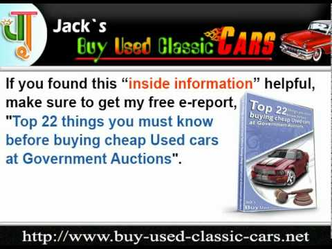Do those car repo auctions actually save you money.mpg