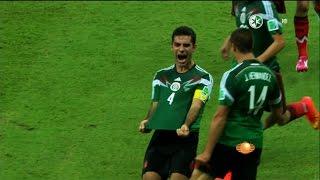 MEXICO VS CROACIA 3 - 1 CRONICA Y GOLES COPA FIFA BRASIL 2014