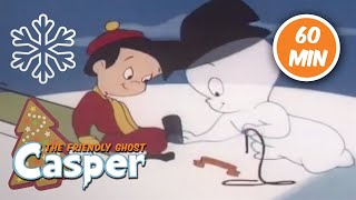 Casper the Friendly Ghost 🎄Christmas Special🎄North Pal 🎄Christmas Cartoon For Kids