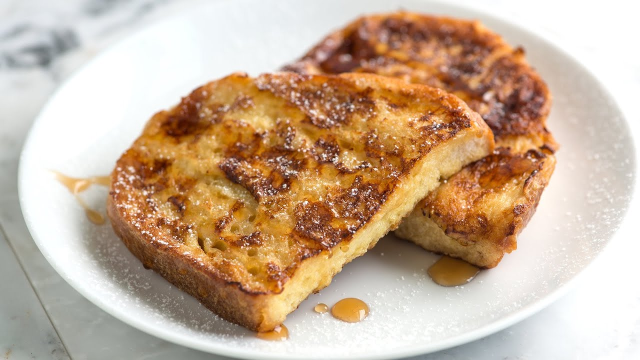 30 Minute Easy French Toast Recipe  How To Make The Best French Toast