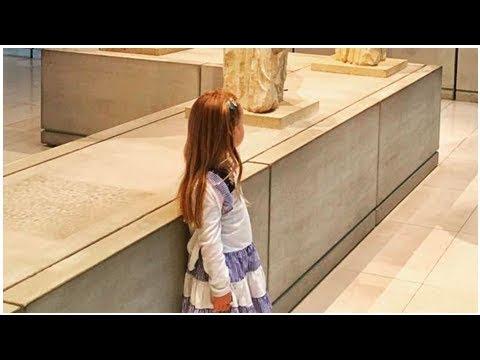 Video – giulia sarkozy : en grèce, la fille de carla bruni et nicolas sarkozy s'éclate