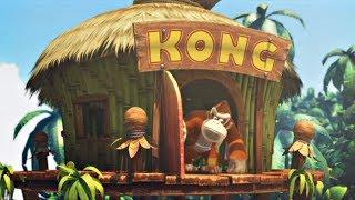 "Donkey Kong Country Returns - Part 1: ""Stolen Bananas!"""
