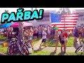 Největší párty roku v Americe! Den nezávislosti