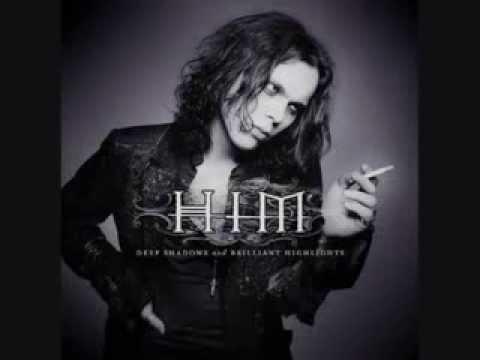 HIM - Deep Shadows and Brilliant Highlights FULL ALBUM with lyrics